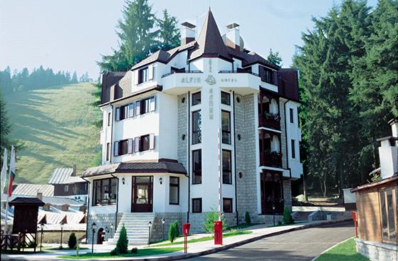 Bienvenue au complexe alpin